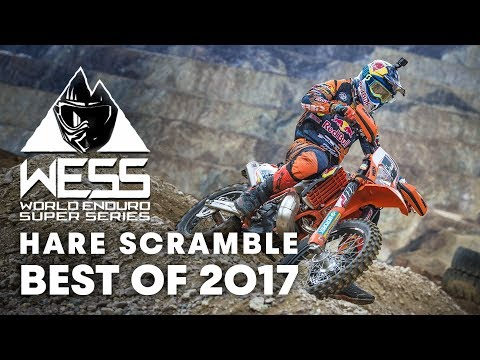 Get a taste of Erzbergrodeo Red Bull Hare Scramble. | Enduro 2018
