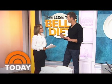 Dr. Travis Stork From 'The Doctors' Shares Tips For Losing Belly Fat   TODAY