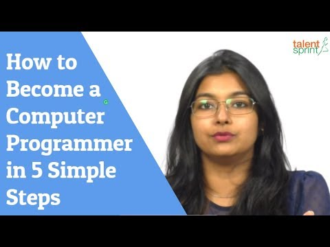How to Become a Computer Programmer in 5 Simple Steps | TalentSprint