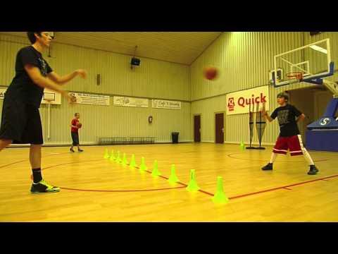 YOUTH Basketball Development Training Program - Elite Athletes Training with 11 year old Kobe