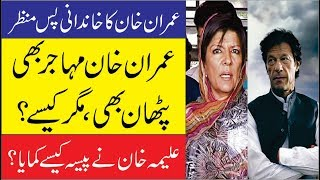 Family background of Imran Khan | How Aleema Khan became rich