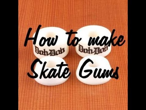 How to make your own Skate Bushings - Tuto/Detailed explanation