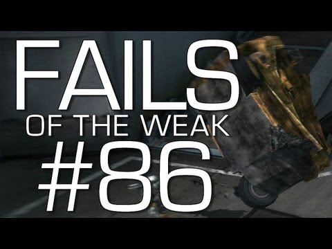 Fails of the Weak: Ep. 86 - Funny Halo 4 Bloopers and Screw Ups! | Rooster Teeth