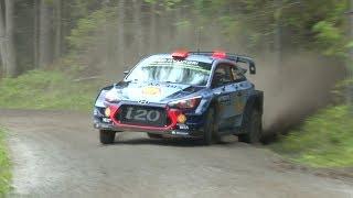 Shakedown WRC Rally Finland 2017 [HD]