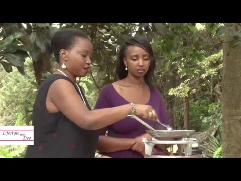 Lifestyle with Dee : Mushrooms by Anne Kimathi