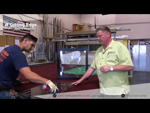 How To Cut Laminated Glass - By A Cutting Edge Glass & Mirror