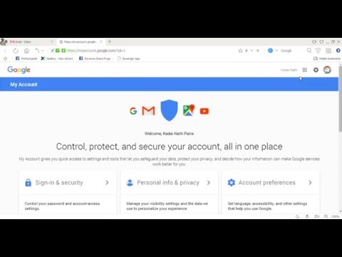 How to Gmail Account Old Password Change with Tricks