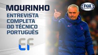 José Mourinho abre o jogo no Expediente Futebol! (Completo)