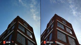 HTC U11 vs LG G6 | Smartphone Camera Shootout