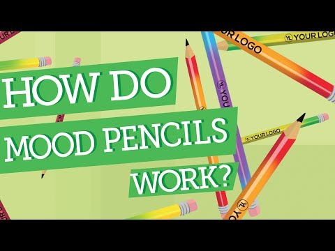 How Do Mood Pencils and Mood Cups Work?