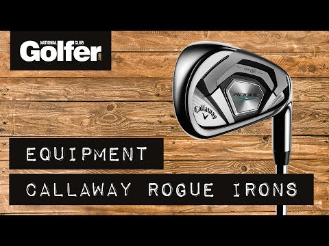 Callaway Rogue Irons Review - Mid-handicap testing