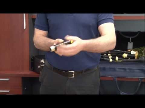Highland Reeds Drone Valves: Installation & Use