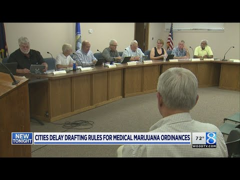 Waiting for state, cities hold off on Rx pot plans