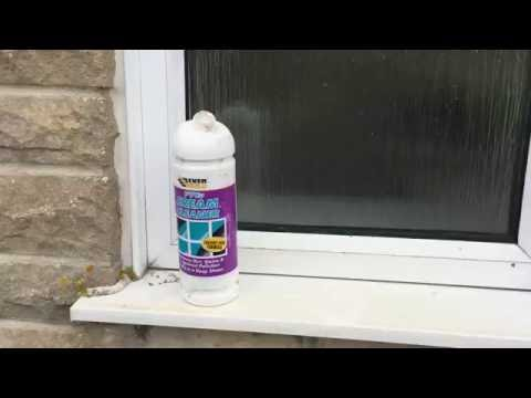 Cleaning Dirty Windows