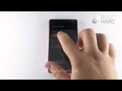How To Hard Reset Nokia Lumia 820