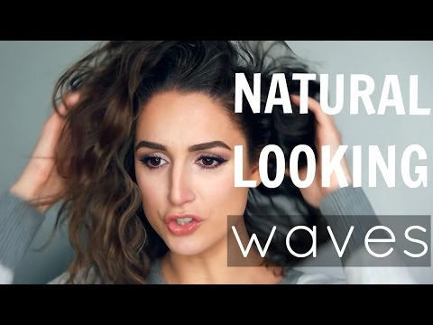 Voluminous Natural Looking Waves
