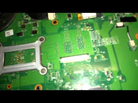 Toshiba Satellite l505d fix usb camara sound
