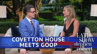 Download Stephen's Covetton House Meets Gwyneth Paltrow's Goop Video