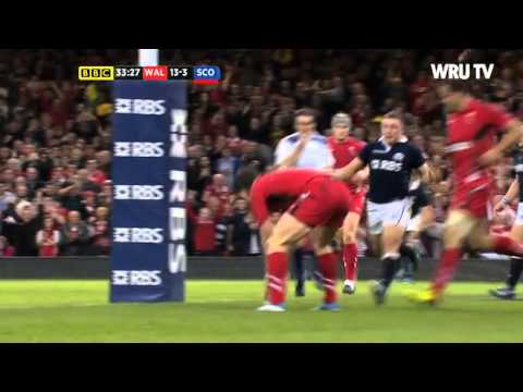 Wales v Scotland: Story of the Day
