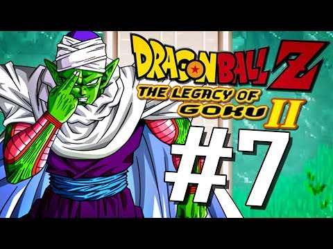 Grinding to Take Down the King!! | Dragon Ball Z: The Legacy of Goku II - Part 7