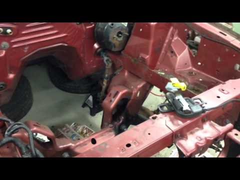 1997 Ford Mustang Supercoupe Swap - Update