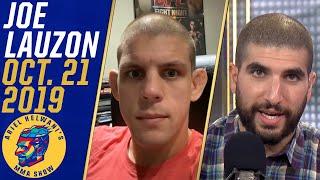 Joe Lauzon isn't 100% closing the door on another fight | Ariel Helwani's MMA Show