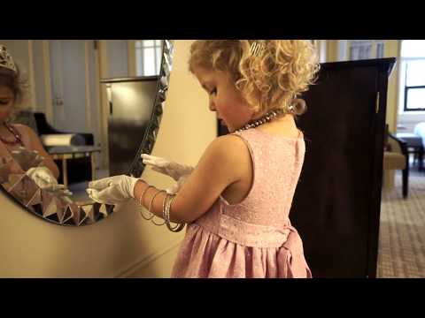 Fairmont Hotel Vancouver: Through a Child's Eyes