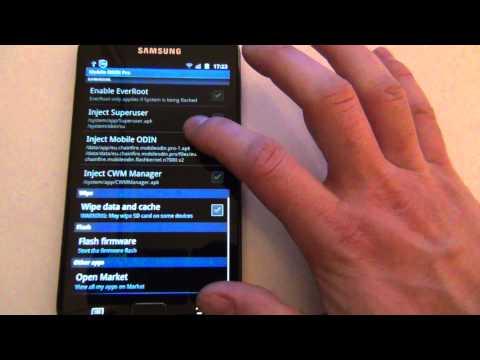Flasher son kernel avec mobile odin
