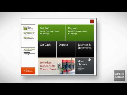 Wells Fargo's ATMs Know You Better