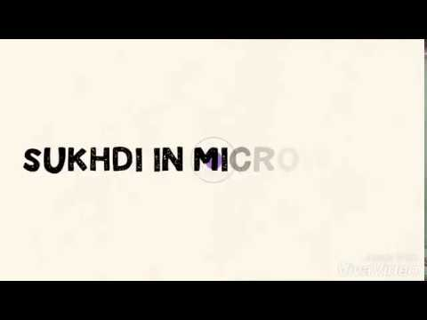 SUKHDI IN MICROWAVE