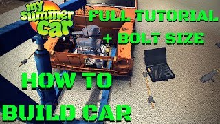 How The Game Has Changed Over The Years My Summer Car 132