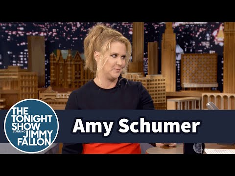 Amy Schumer's Boyfriend's Mom Doesn't Understand No Comment