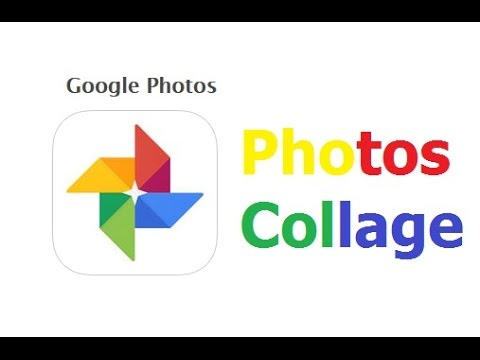 How to make a Photos Collage By Google Photos  App