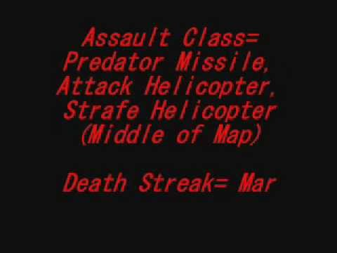 Xbox Modern Warfare 3 Best Sniping Class