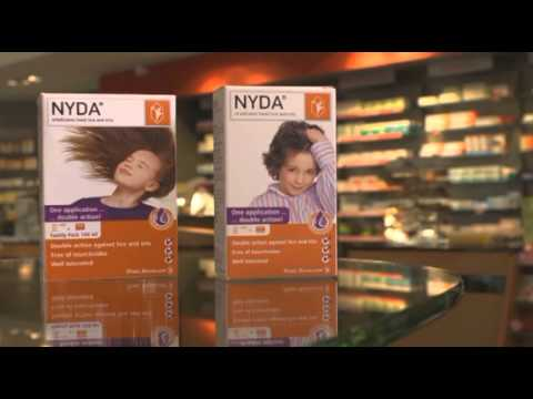NYDA - Goodbye To Head Lice And Nits.