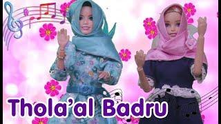 Thola'al Badru   Barbie Muslim Bernyanyi   Lagu Anak Channel