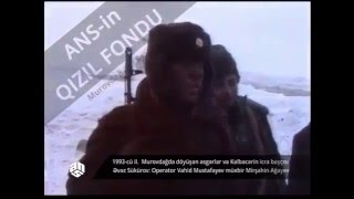 Qarabağ müharibəsi 1993  Murovdağ
