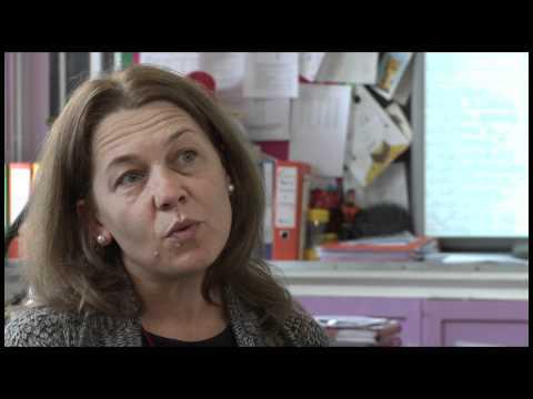 Woodend Park School on their behaviour checklist