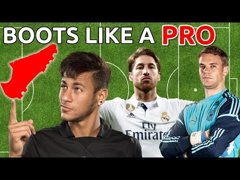 How to Choose Your Boots Like a PRO! Which Cleats are for you?