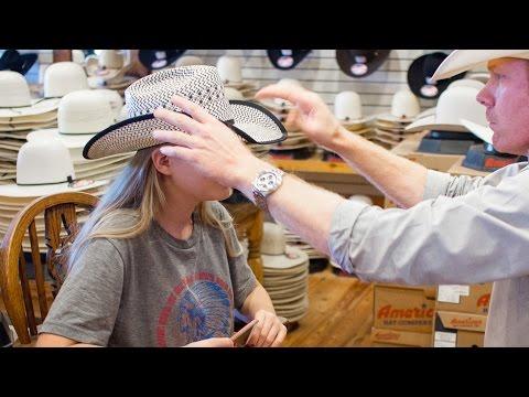 The Cowboy Way: Straw hat season