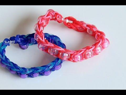 Carleigh's Creations | Beaded Fishtail Bracelet