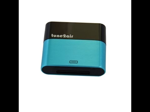 Viseeo Tune2air iPhone Android 30 pin to lightning Bluetooth music adapter for BMW Audi Mercedes
