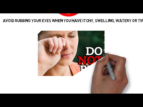 how to Get rid of Eye Twitching