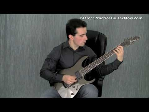 How To Improve Your Guitar Picking Technique - The Best Picking Technique For Guitar