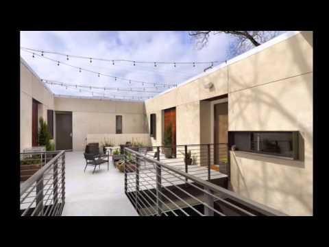 Heywood Hotel, 2012 AIA Austin Design Award Winner - MERIT - Boutique Hotel in Austin, Texas