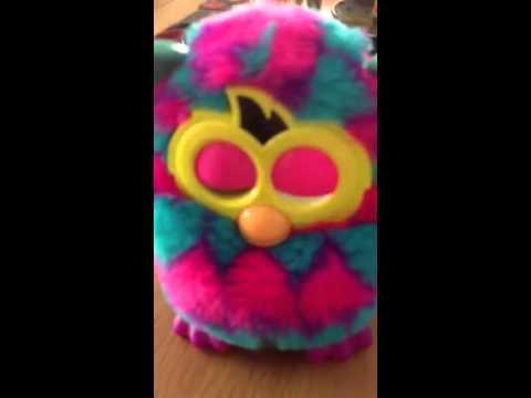 Furby boom turns into a man? - bailey dury