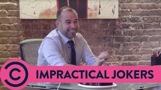 Murr Thinks He's Made A New Friend - Impractical Jokers | Comedy Central UK