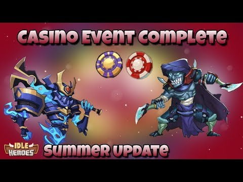 Idle Heroes (O/P) - My Best Casino Rewards To Date! NEW Summer Update