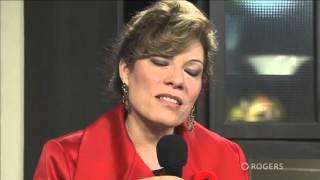 """In Flanders Fields"" performed by Michelle Iurman on Rogers TV"