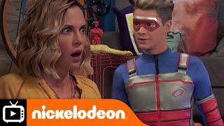 Henry Danger | Hidden Weapons | Nickelodeon UK